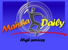 Maisha Daily Logo