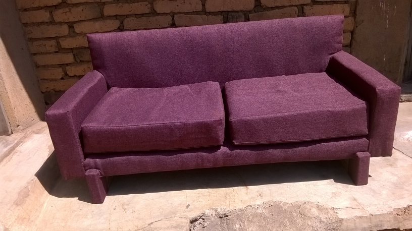 Simple sofa (two seat)
